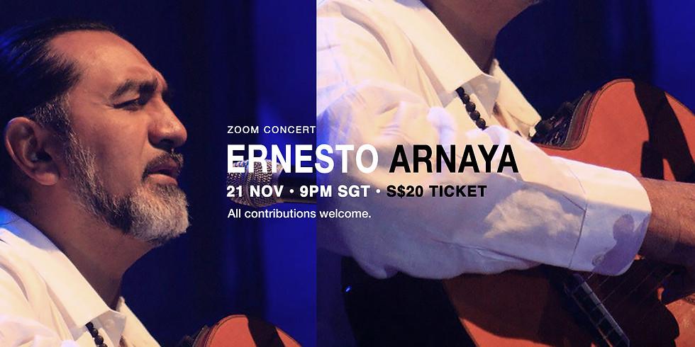 Ernesto Anaya 21 Nov