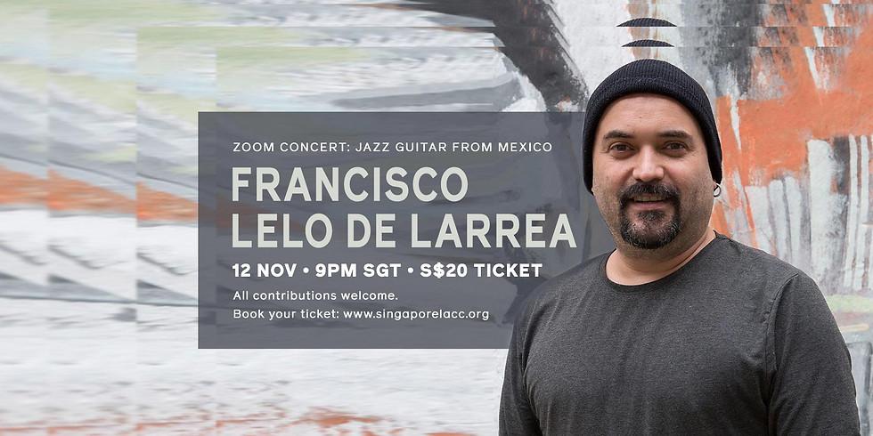 Francisco Lelo de Larrea