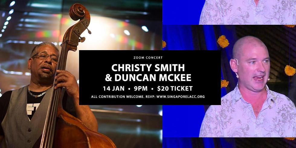Duncan Mckee & Christy Smith