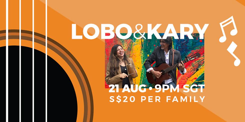 Kary & Lobo Latin Hits