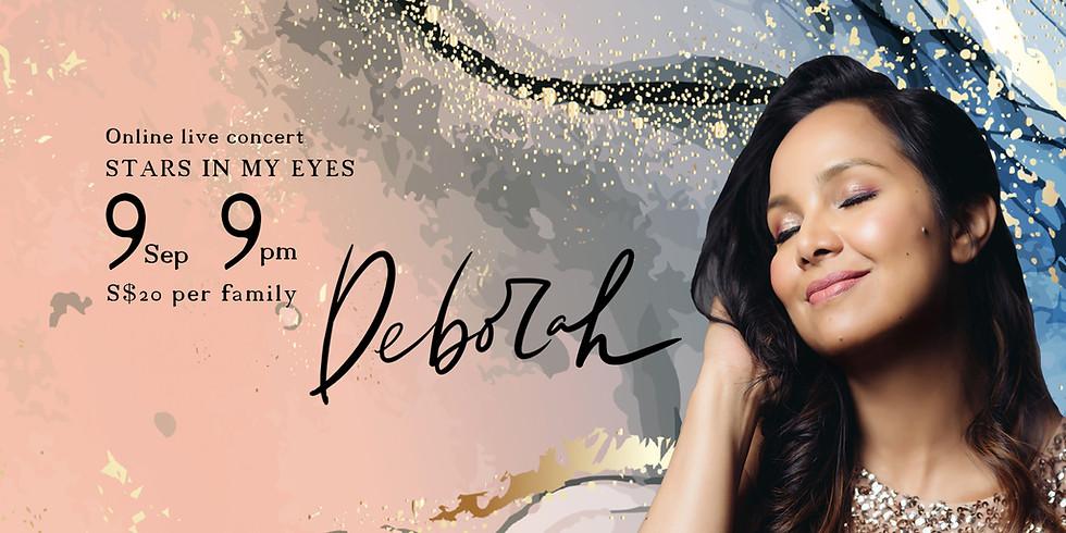 Deborah Mannas' Stars In My Eyes Concert