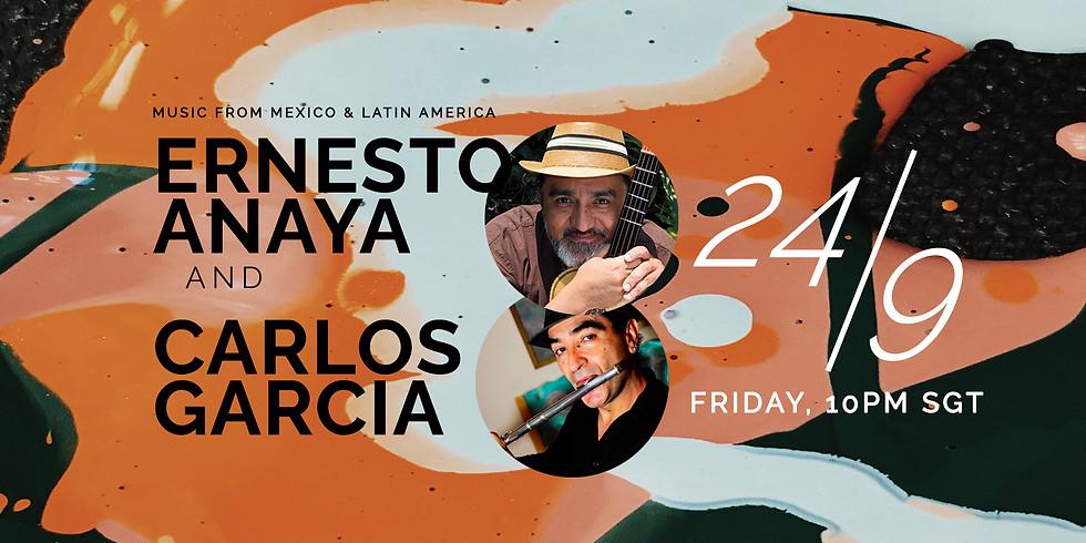Ernesto & Carlos 24 Sep