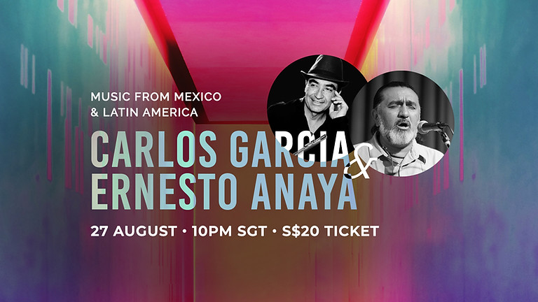 Ernesto & Carlos 27 Aug