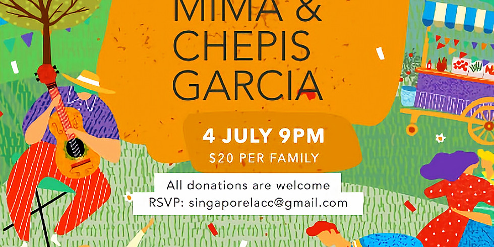 Mima & Chepis From Mexico