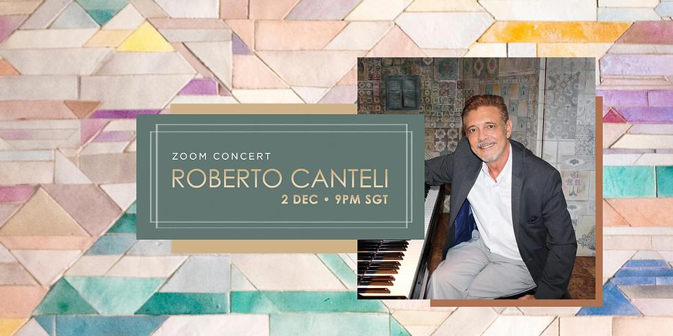 Roberto Canteli 02 Dec