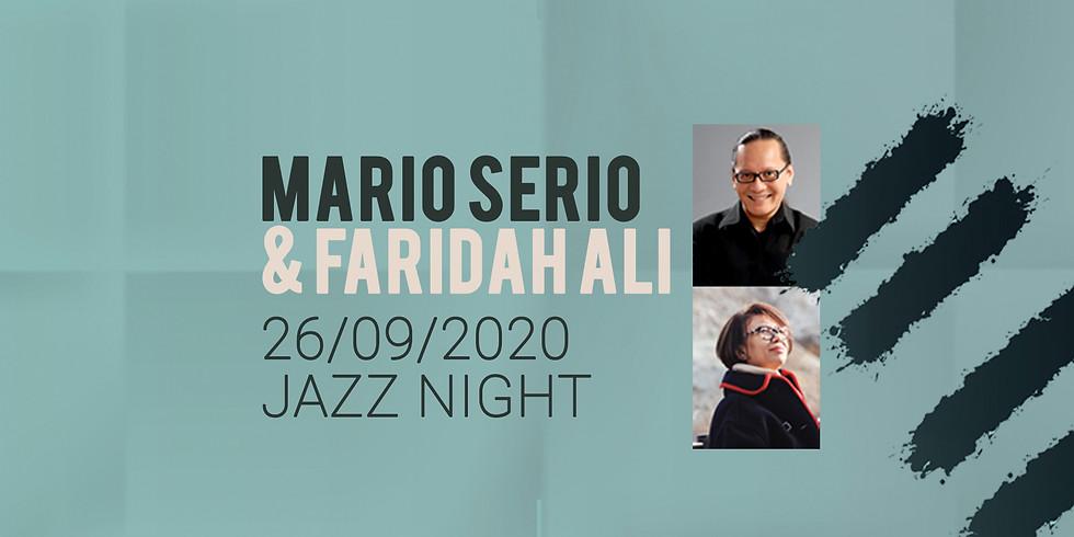 Mario Serio Feat. Faridah Ali