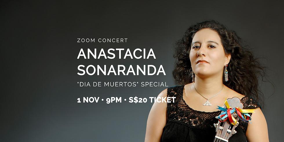 "Anastacia Sonaranda's ""Dia de Muertos"" Special"
