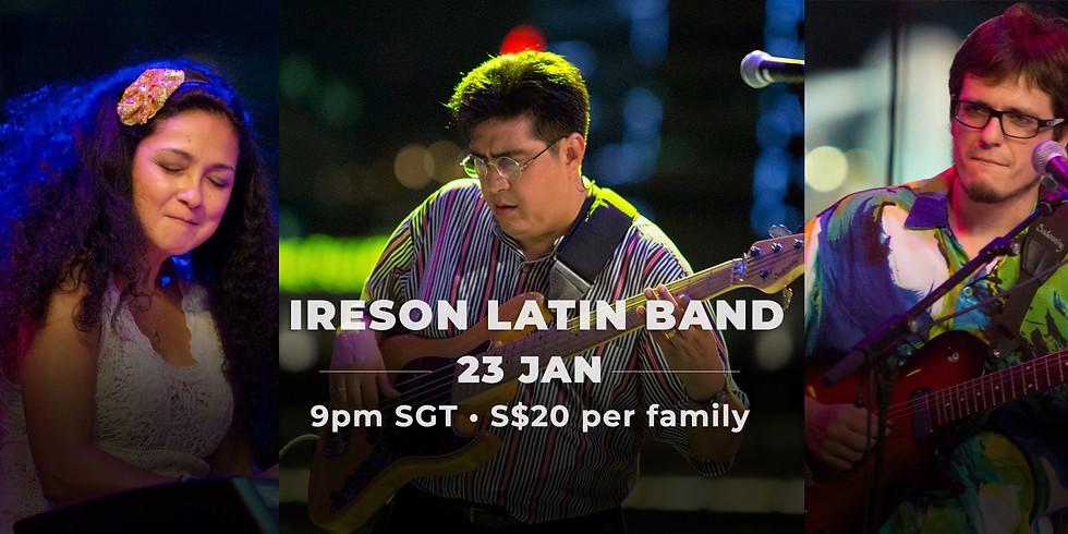 Ireson Latin Band 23 Jan