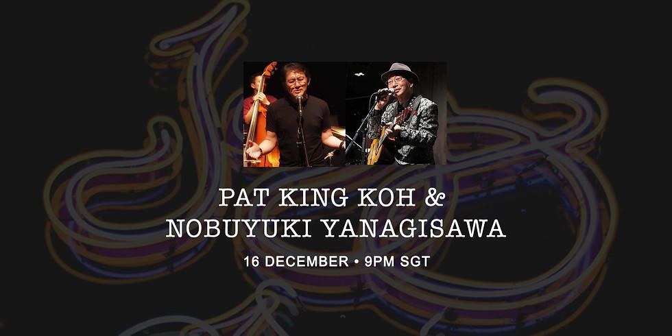 Pat King Koh & Nobuyuki Yanagisawa