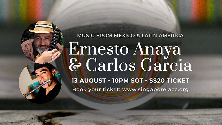 Ernesto & Carlos 13 Aug