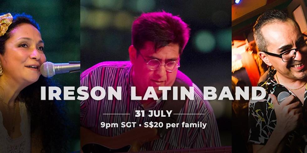 Ireson Latin Band Online Concert