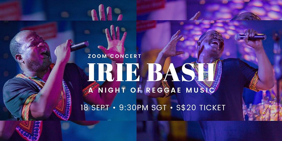 Irie Bash's Reggae Night
