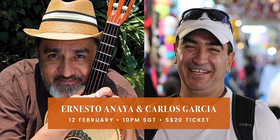 Ernesto Anaya & Carlos Garcia 12 Feb