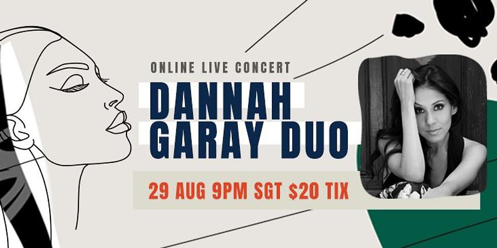 """Dannah Garay """"Jazz Classics & Originals"""""""