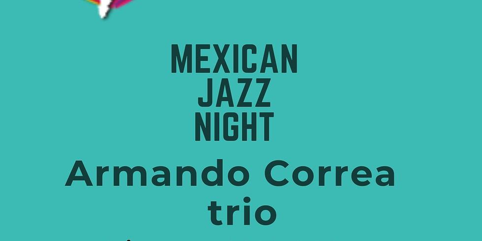 Mexican Jazz Night!