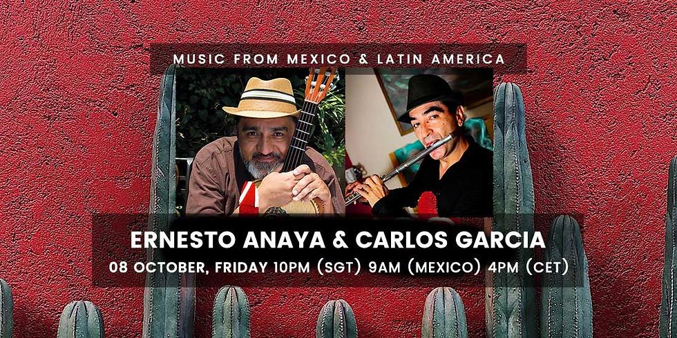 Ernesto & Carlos 08 Oct