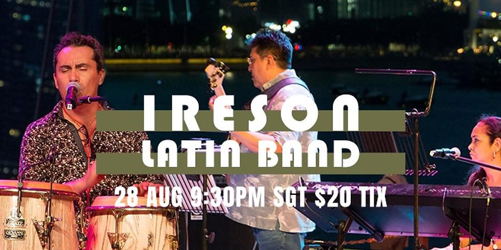 Ireson Latin Band ( Latin Night)