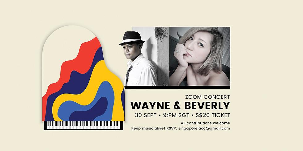 Beverly And Wayne