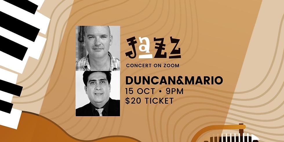Duncan & Mario's Jazz Evening