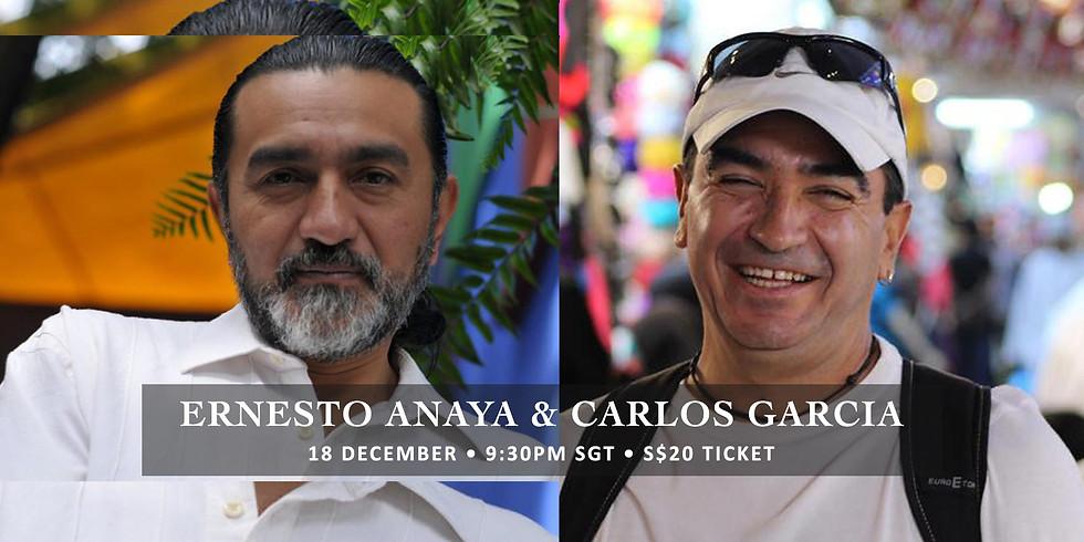 Ernesto Anaya y Carlos Garcia