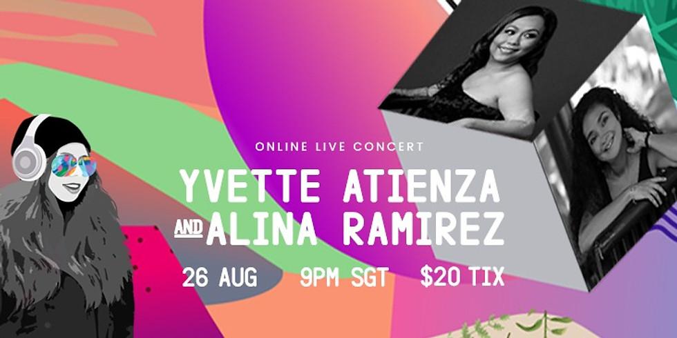Alina & Yvette Jazz, R&B