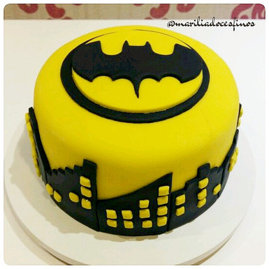 Pasta americana Batman