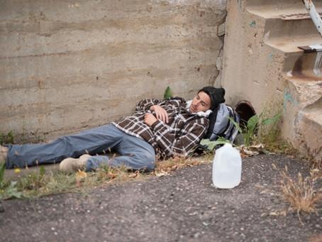 【実話】収入が5倍になったホームレス