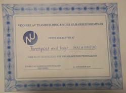 Samarbeidsseminar med NU