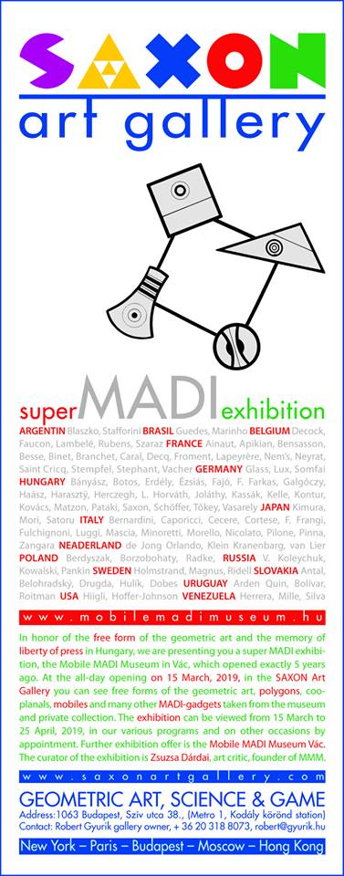 Super Madi Exhibition