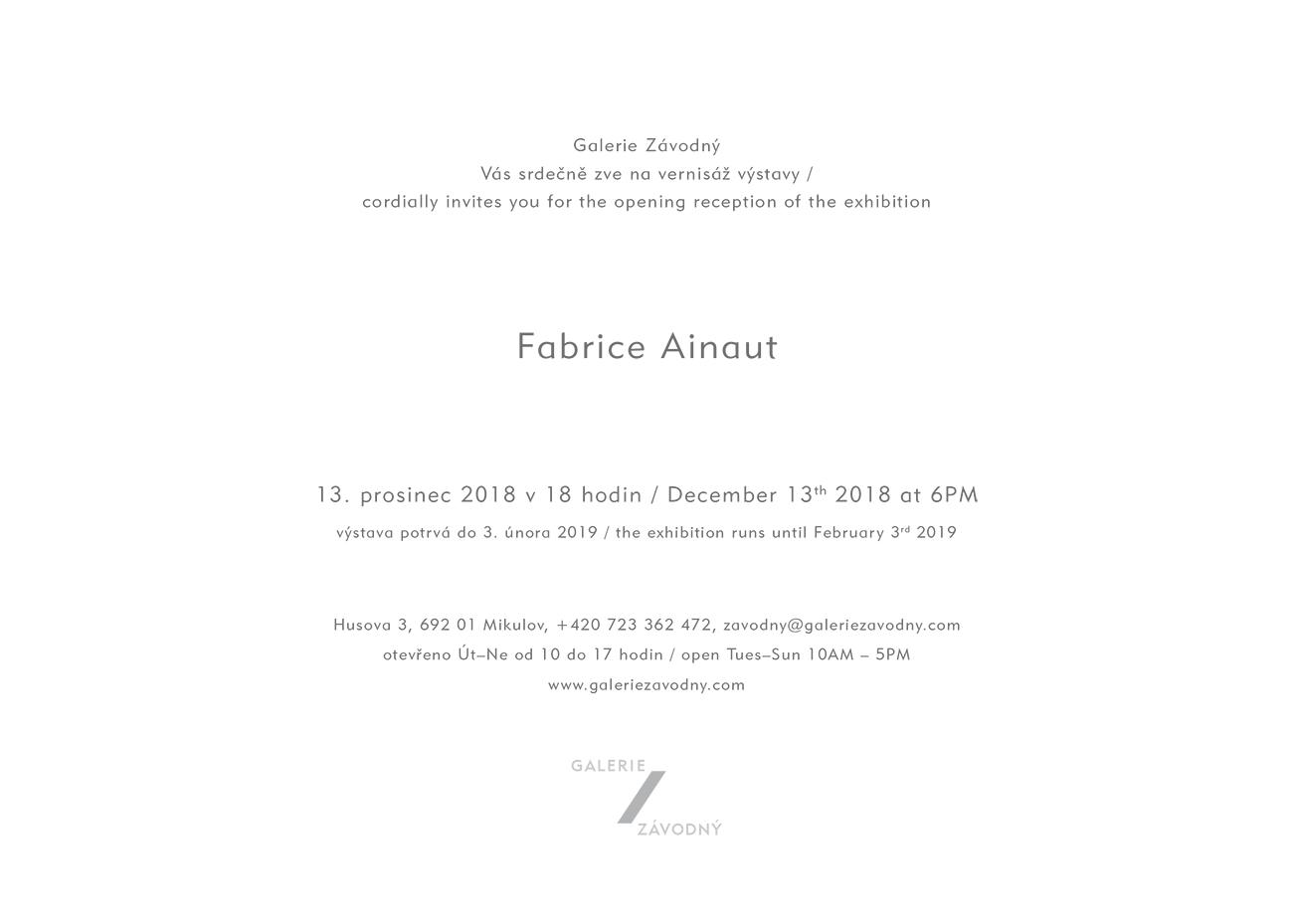 Fabrice Ainaut