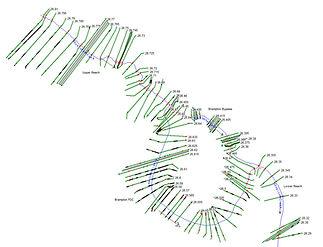 Figure C.2 - HEC-RAS Schematic Regional.