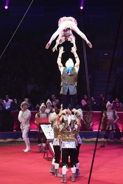 Festival du cirque de Monte-Carlo