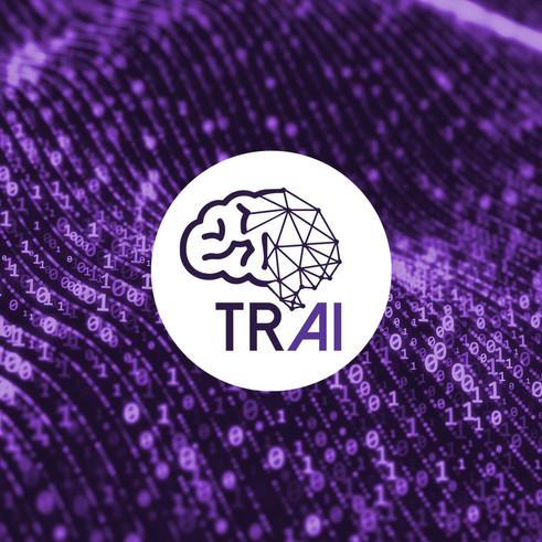 TRAI Logo design