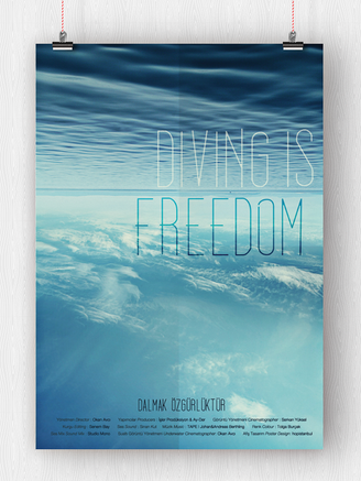 Diving is Freedom