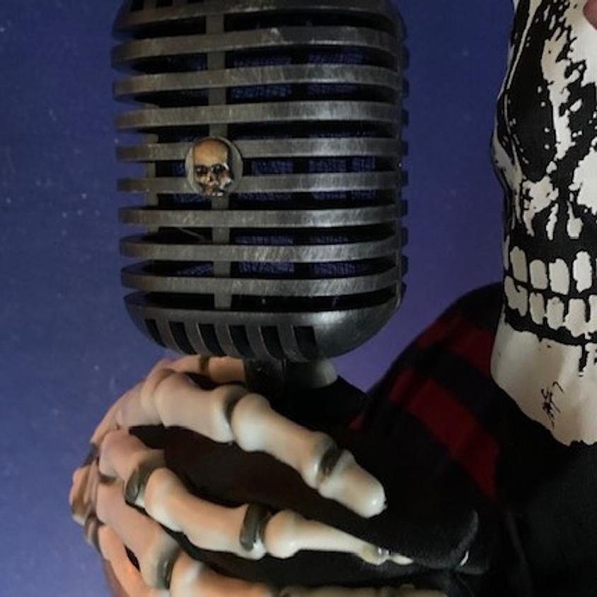 Virtual Voiceover Halloween Meetup