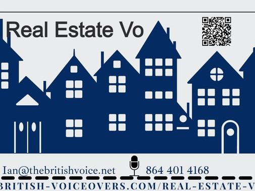 The Real Deal on Real Estate Videos and Voice overs