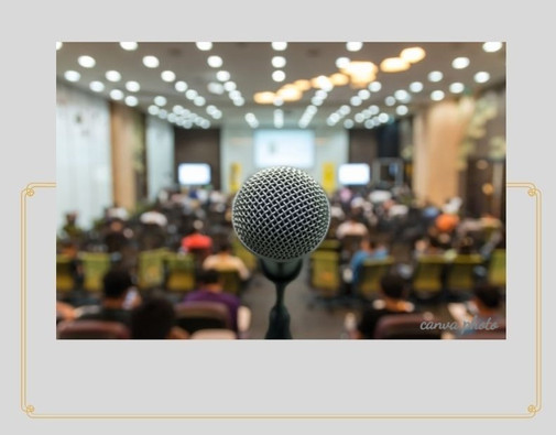 The Changing Landscape of (Voiceover) Conferences