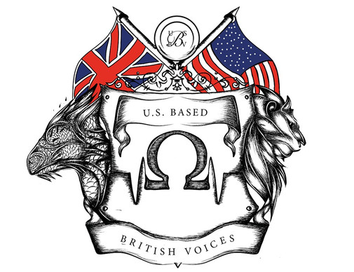 US Based British Voices – 1st Anniversary