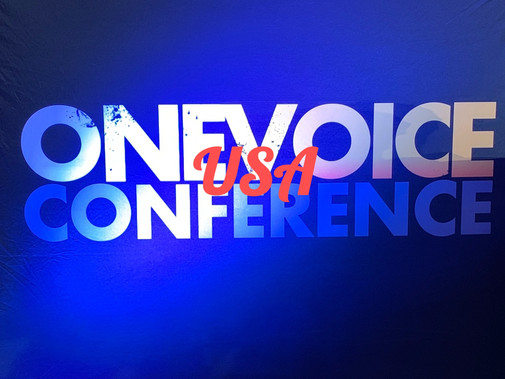 One Voice Conference USA 2021