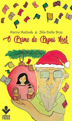 E-book O primo de Papai Noel