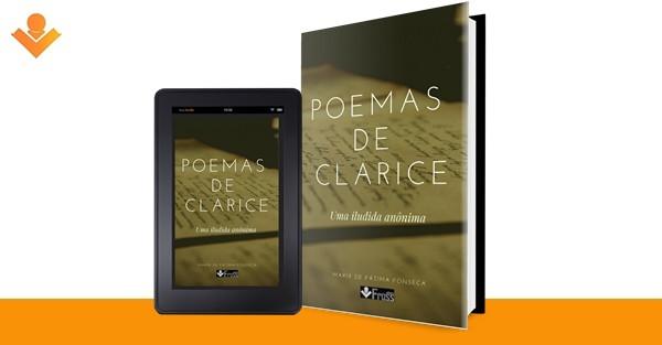 Livro de poesias da Maria de Fátima Fonseca
