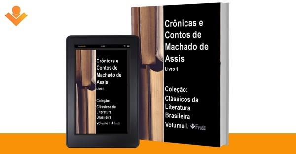 Livro Machado de Assis