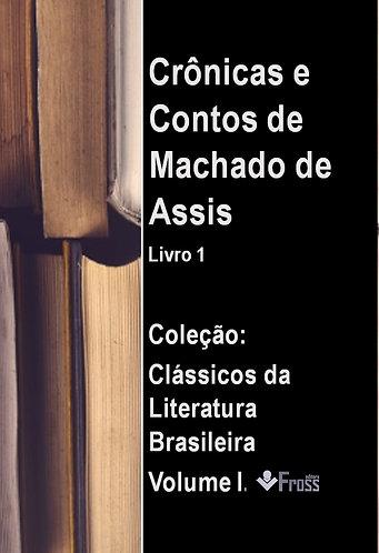 E-book Crônicas e Contos de Machado de Assis