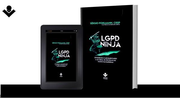 LGPD Ninja Lei de dados