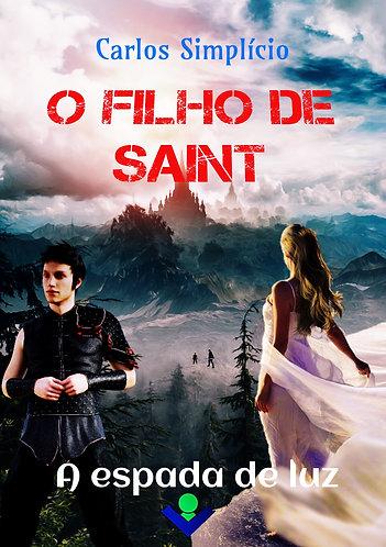 E-book O Filho de Saint - A espada de luz