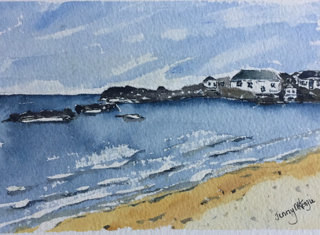 Seascapes of Anglesey