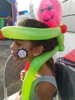 Balloon Hitchhiker
