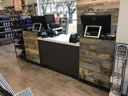 Checkout Counter