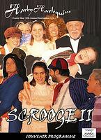 2016 Scrooge II Programme cover