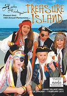 2014 Treasure Island Programme cover